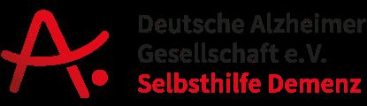 Logo Der Deutschen Alzheimer Gesellschaft E.V.