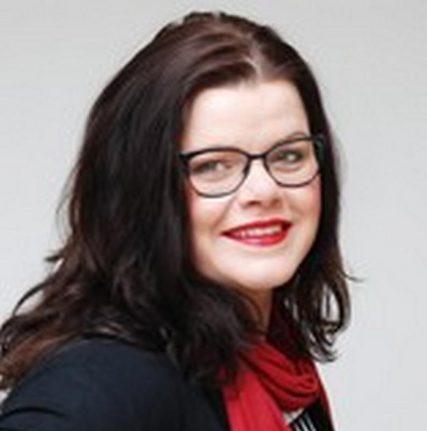 Katja Zarm Portrait