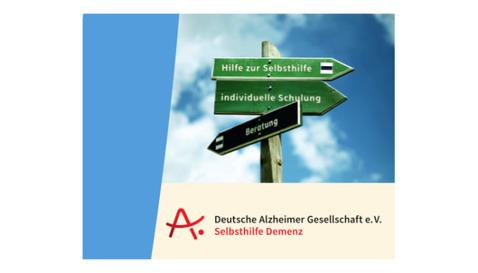 Deutsche Alzheimer Gesellschaft E.V. Selbsthilfe Demenz