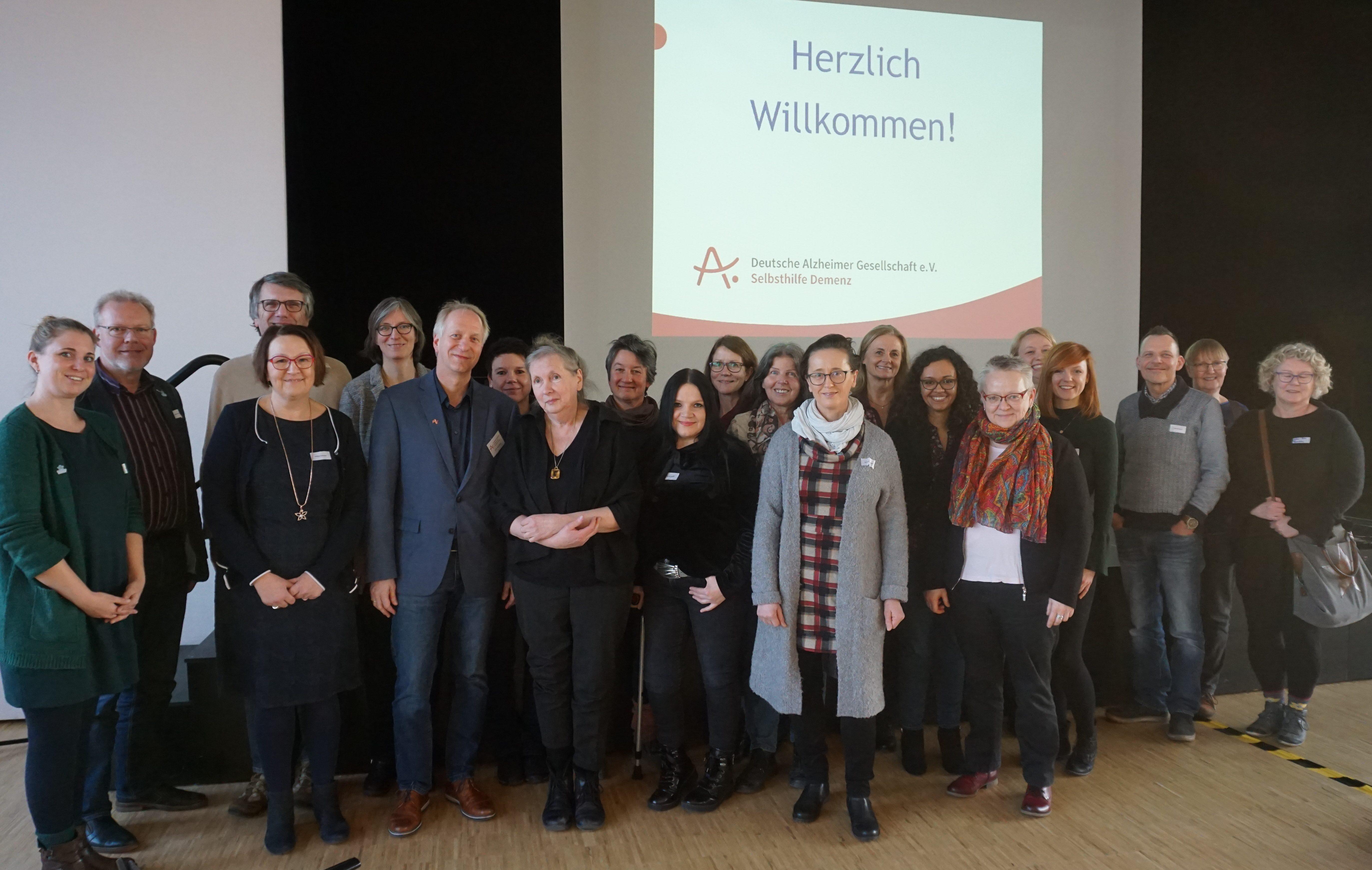 Regionaltagung Hamburg: Kompetenzzentrum Demenz Zeigt Praxisbeispiele