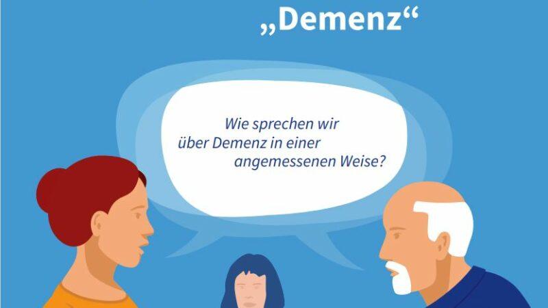 Sprachleitfaden Demenz